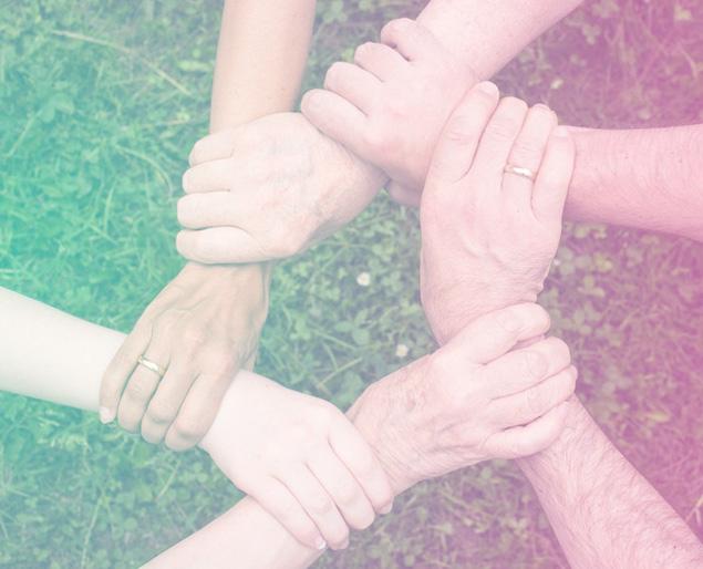 Метою БФ є діяльність, яка спрямована на підтримку тих, хто зневірився.
